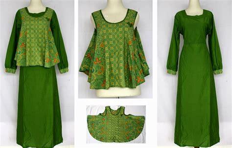Baju Anak Perempuan Gendut contoh model baju muslim untuk orang gemuk