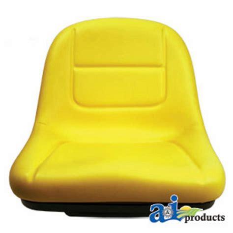 deere tractor lawn mower seat l100 l110 l118