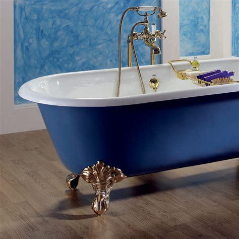 vasca da bagno piedini vasca da bagno freestanding in ghisa verniciata con