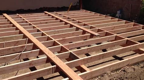 Floor Joist by Floor Joist Installation And Blocking