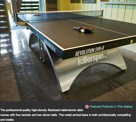 professional ping pong table me hgtv exploring the 2013 home