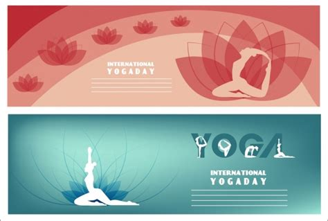 banner design for yoga yoga free vector download 106 free vector for commercial