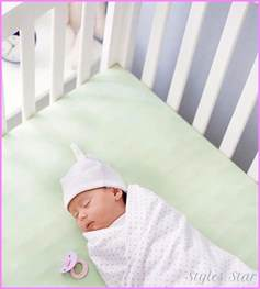 How To Get My Newborn To Sleep In His Crib how to get my baby to sleep stylesstar