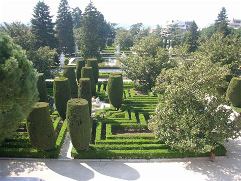 Sabatini Gardens by 3 Of The Best Parks In Madrid Shmadrid