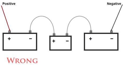 series battery circuits series battery circuit different size batteries benign
