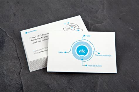 How To Start A Gift Card Buying Business - the moo blog the business cards of the future nfc