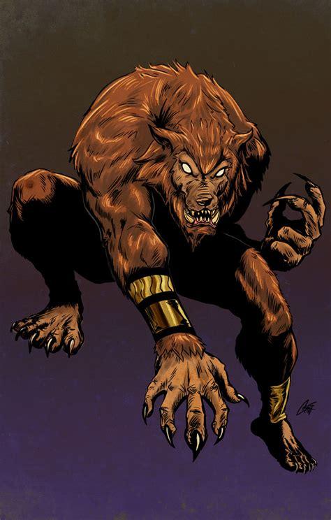 Dark Legacy: Werewolf by ChrisJamesScott on DeviantArt Awesome Pictures Of Werewolves