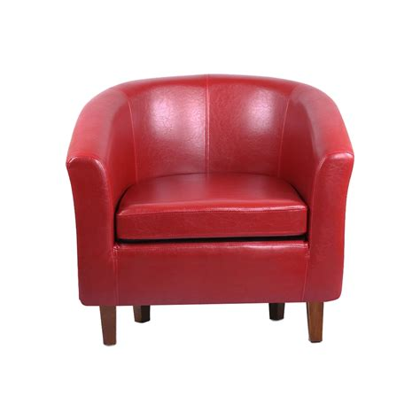 reception armchairs leather tub chair armchair for dining living room office