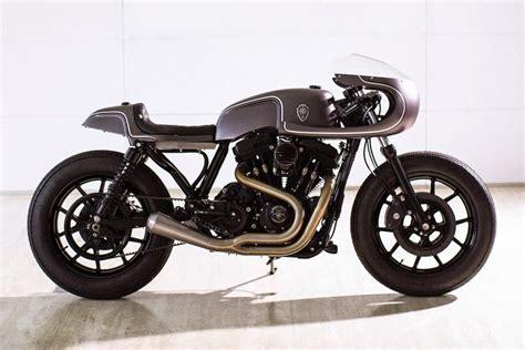 48 Ps Motorrad Bersicht by Slate Hammer Harley Cafe Racer
