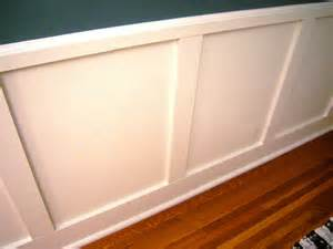 Where Can I Buy Wainscoting How To Install Recessed Panel Wainscoting How Tos Diy