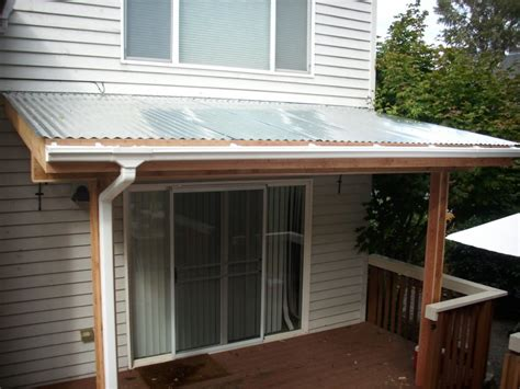 corrugated patio cover deck masters llc portland or