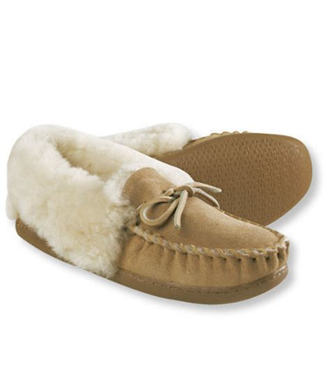 good house shoes women s wicked good moccasins slippers from l l bean inc