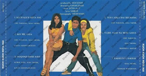 kuch kuch hota hai songs a to z cds visit to http