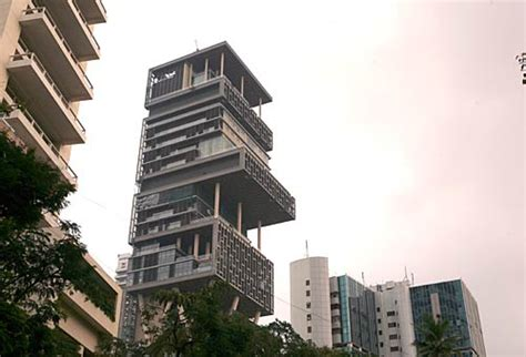 ambani house mukesh ambani s house antilia photo2 india today