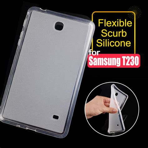tablet for samsung tab 4 7 0 inch sm t235 t230 t231 shockproof silicone protective back