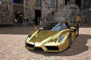 Gold Enzo Enzo Gold Chrome Flickr Photo