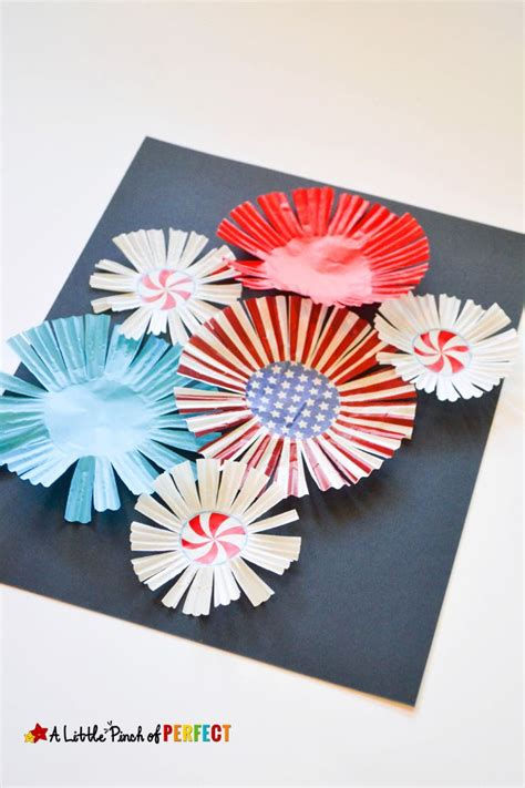 Paper Fireworks Crafts - 17 best ideas about fireworks craft on