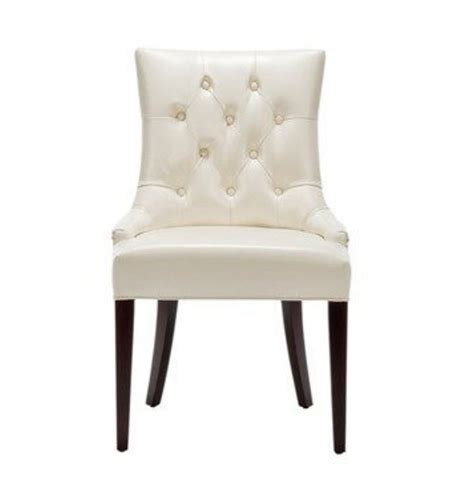 white leather dining chairs whereibuyit