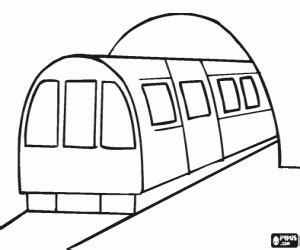 Nyc Subway Train Coloring Page Coloring Pages Nyc Subway Coloring Page