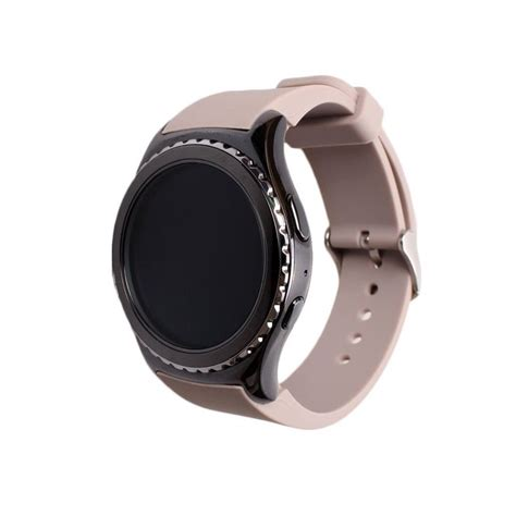 New Sport Style Samsung Galaxy Gear S2 Tali Jam P Berkualitas santu smartwatch replacement band for samsung gear s2 classic 163 168 sm r732 163 169 smart