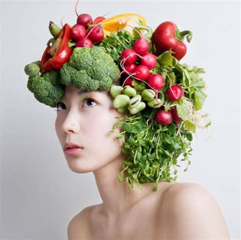 fruit headdress veggie headdress by takaya neatorama
