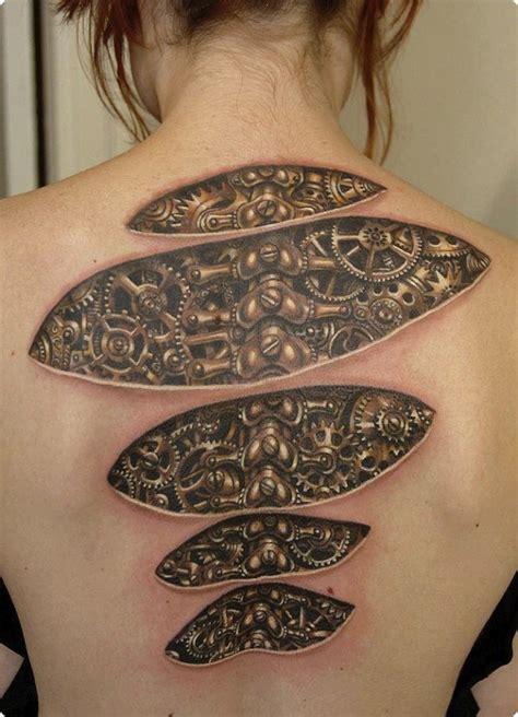 illusion tattoo designs 26 impressive optical illusion designs