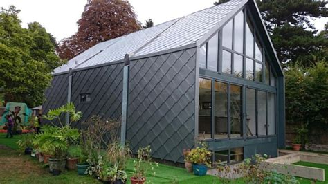 house cladding designs sig design technology amphibious house zinc roof and cladding grand designs