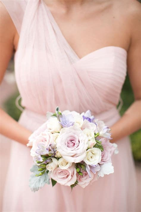 Wedding Bridesmaid Flowers by Wedding Colors For 2016 Blush Best Day Wedding