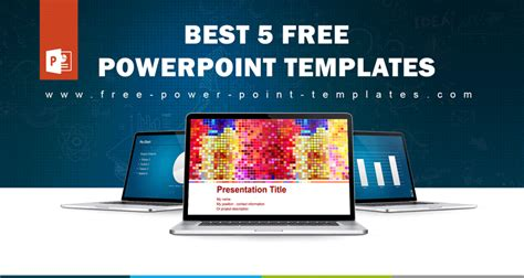 5 best powerpoint templates for free to create stunning ppts