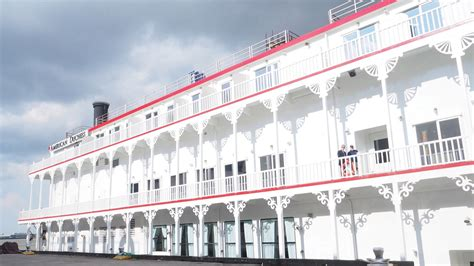 american duchess boat american duchess breaks with riverboat traditions travel