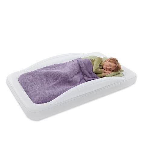 shrunks travel bed shrunks indoor toddler inflatable travel bed review