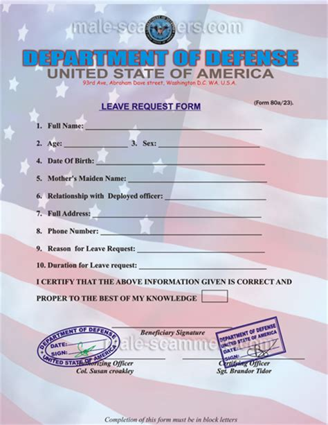 Usa Search A Scam How Does Leave Scam Scenario Work Scammers
