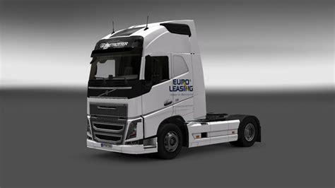 euro leasing ets 2 euro leasing pack v 1 8 2 5 skins mod f 252 r eurotruck