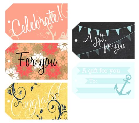print gift tags at home printable riss home design home decor design and diy