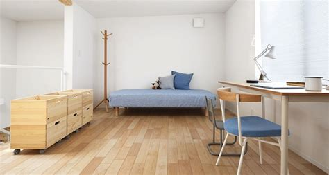 House Plans Split Level muji s dream home is exactly as minimalist as you d expect