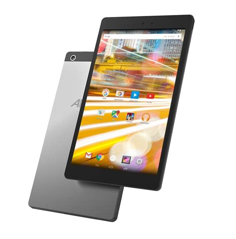 new tablet mobile archos unveils three new oxygen tablets at mobile world