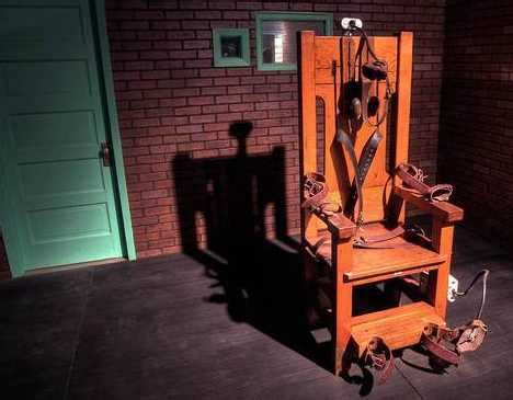 The Green Mile Electric Chair by Electric Chair Corpses Pictures To Pin On Pinsdaddy