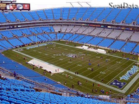 section 509 a 1 bank of america stadium section 509 rateyourseats com