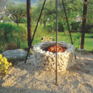 Feuerstelle Pflastersteine by Feuerstelle Rasen Carprola For