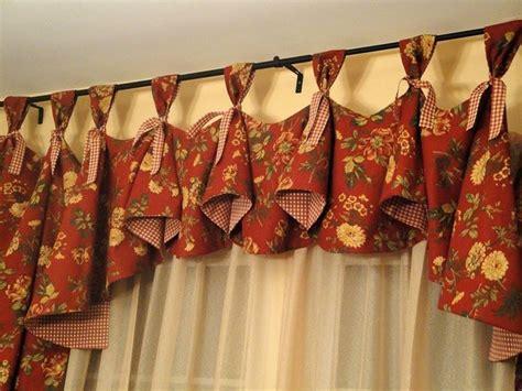 come cucire mantovane per tende mantovane per tende tendaggi per interni montare
