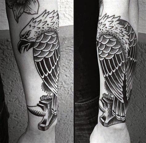 eagle wrist tattoo 75 eagle tattoos for a soaring flight of designs