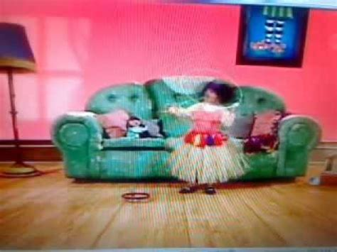 the big comfy couch lettuce turnip and pea big comfy couch quot lettuce turnip and pea quot 10 second tidy