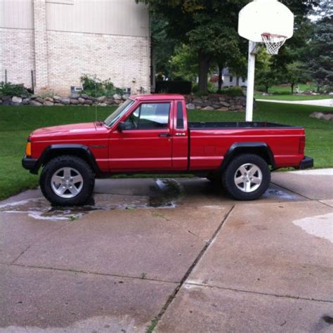 Jeep Comanche Tailgate For Sale Buy Used 1991 Jeep Comanche Base Standard Cab 2