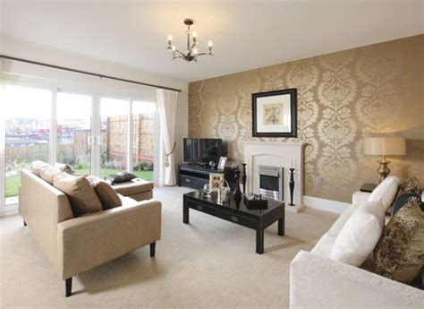 show homes interiors ideas the canterbury redrow