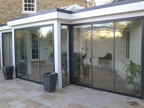 Small Bi Fold Patio Doors by Ultraslim Slide And Turn Pivot Swing Glass Doors From
