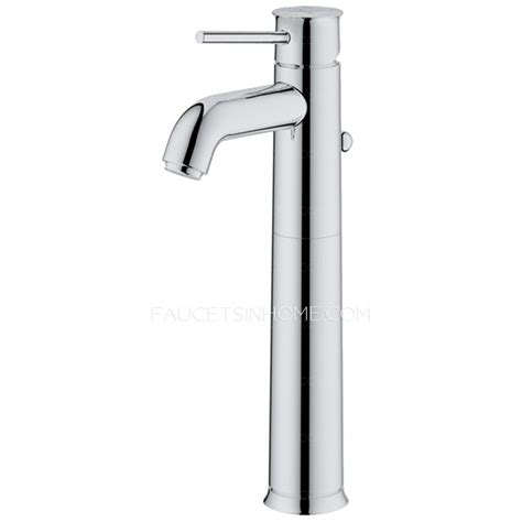 best faucets bathroom best rated copper heightening one handle bathroom sink faucets