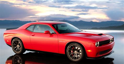 Chrysler Jeep Srt Srt Performance Dodge Challenger Srt Hellcat Aventura