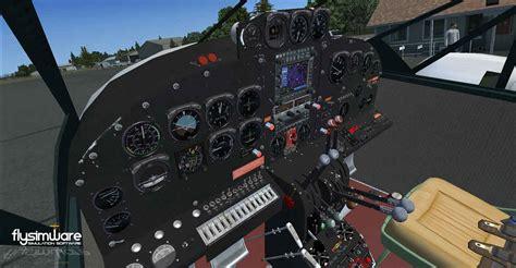 flysimware beechcraft model  instant  pc