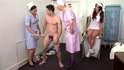 Suffused Naked Cfnm Nurse