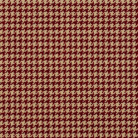 Upholstery Fabric Kansas City by E851 And Beige Classic Houndstooth Jacquard Upholstery Fabric